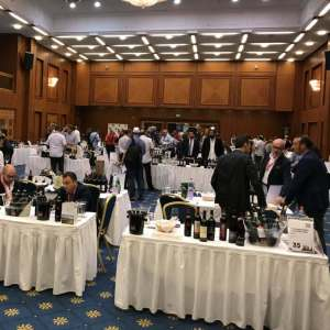 20. International Wine Show Prague
